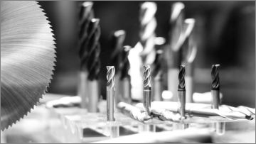 Metal milling and drilling cutter tools for heave industry